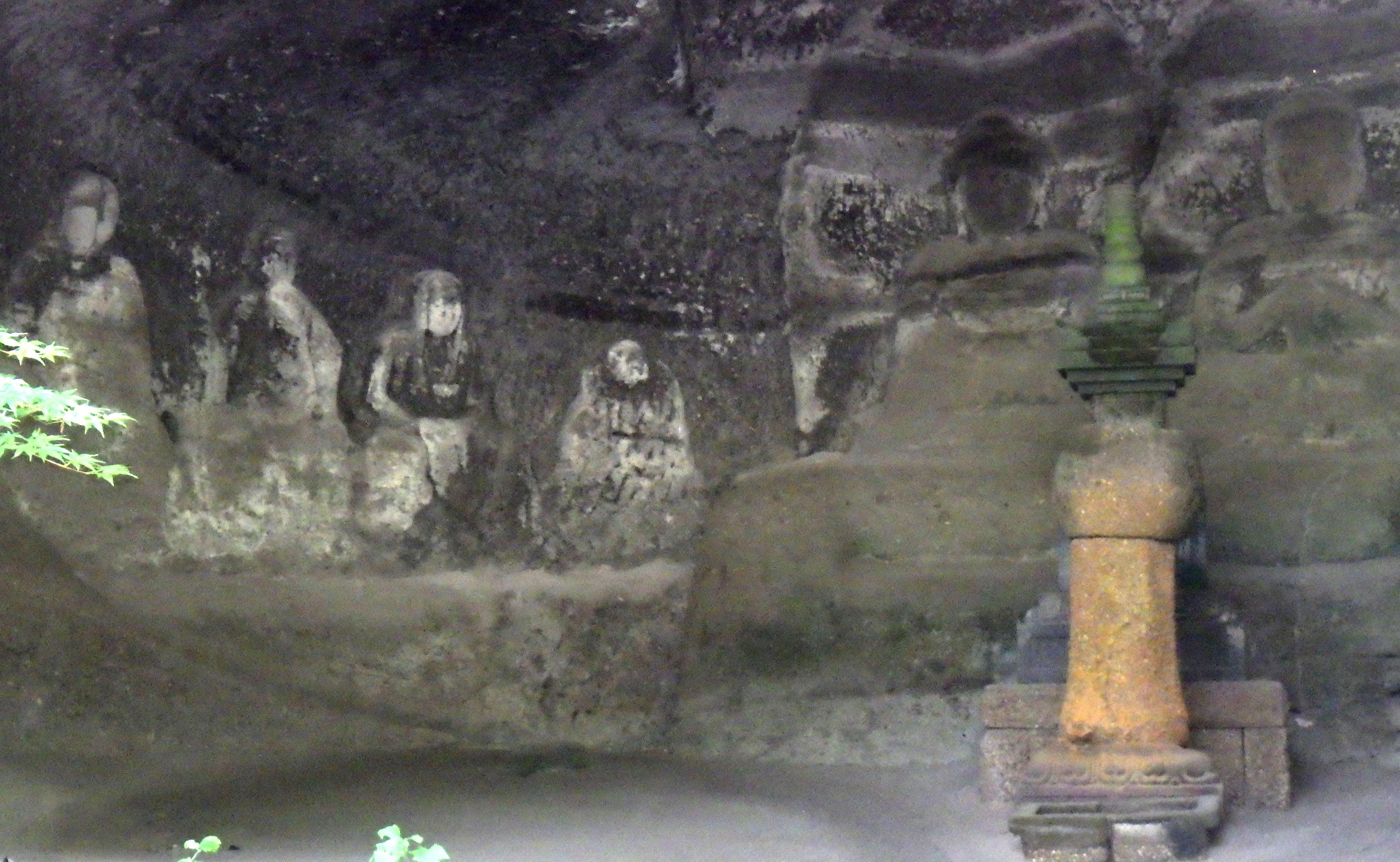 Grotto Grave