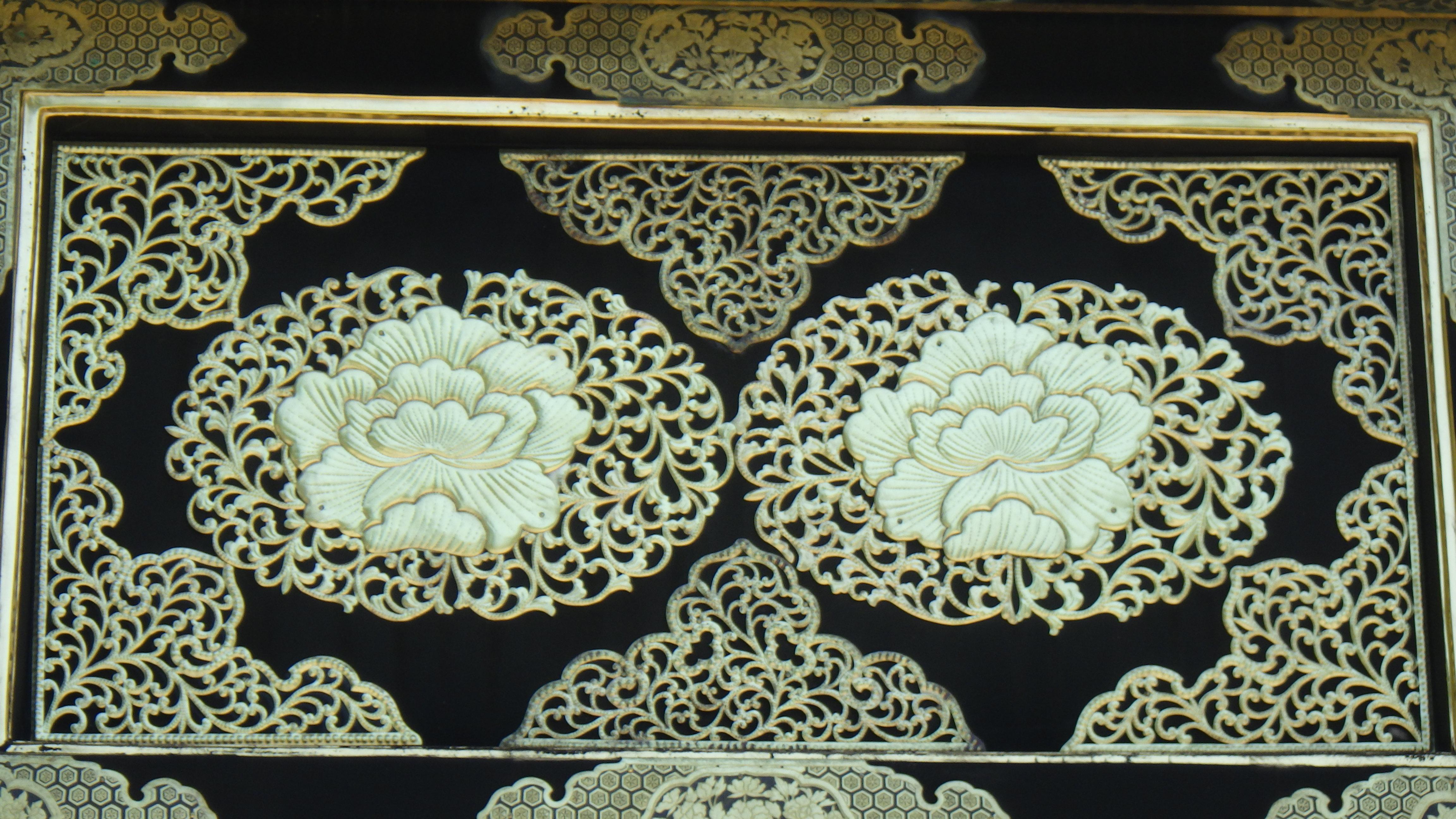 Karamon (detail)
