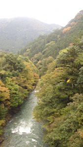 Hikawa Gorge