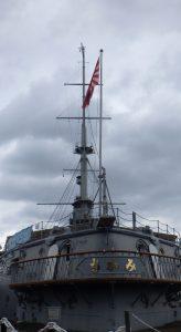 Togo flagship Mikasa