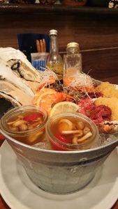 Osakana Bleu Fisherman's Plate