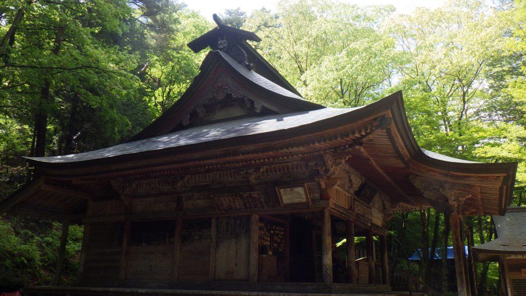 Monjudo Temple