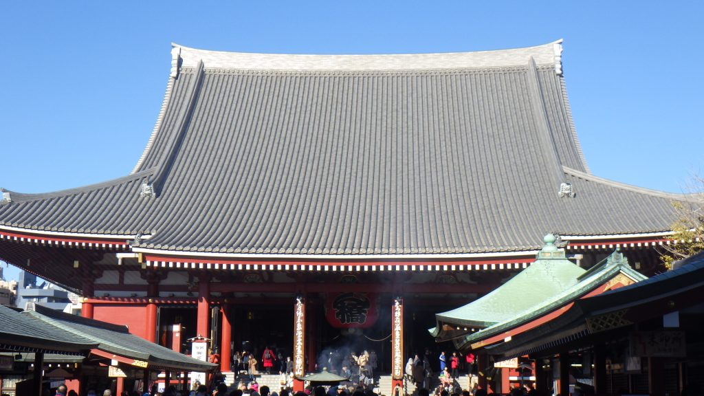 Sensō-ji, Tokyo's oldest temple
