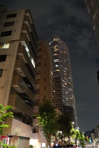 Nishi Shinjuku Park House Tower